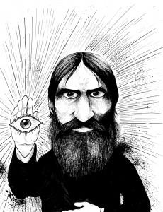 Rasputin, by L.R Hale
