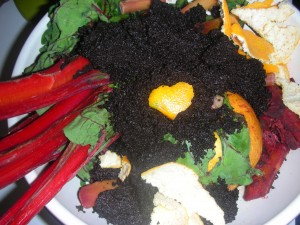 compost heart