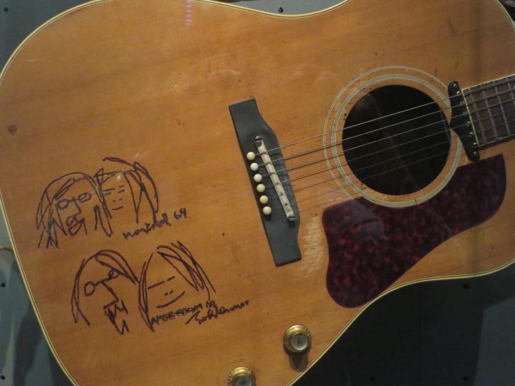 Lennon's Guitar
